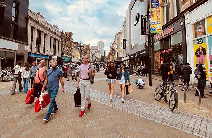 Retial High Street UK